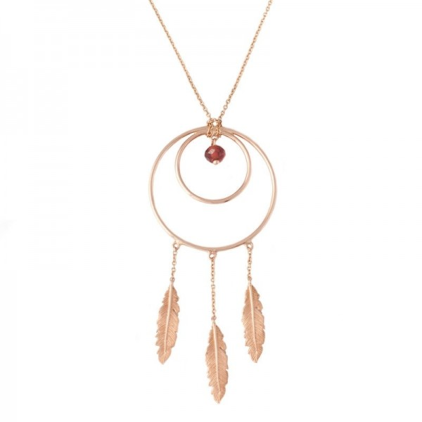Sacred dreamcatcher necklace