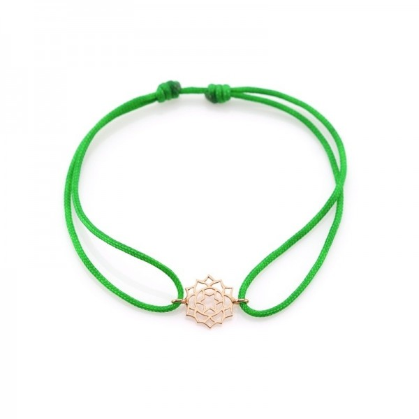 Anahata/Love Bracelet on thread