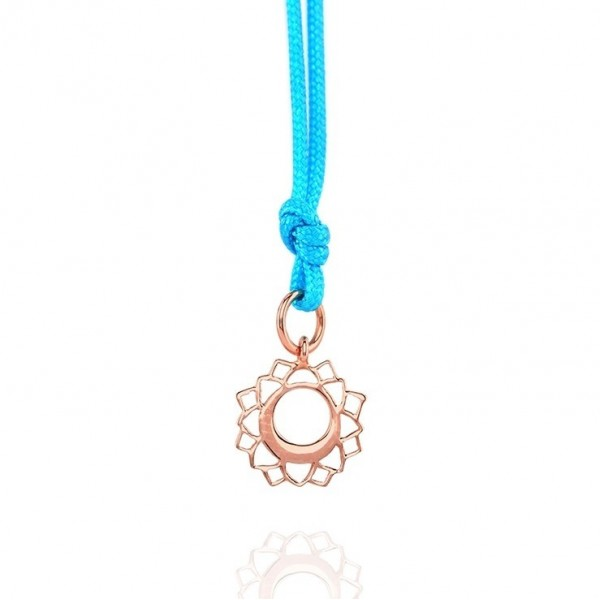 Vishuddha/Communication Pendant on thread