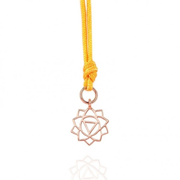 Manipura/Confidence Pendant on thread
