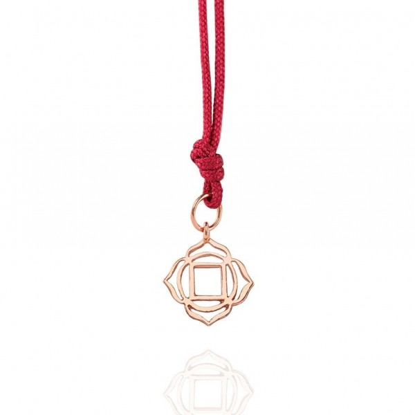Muladhara /Roots Pendant on thread