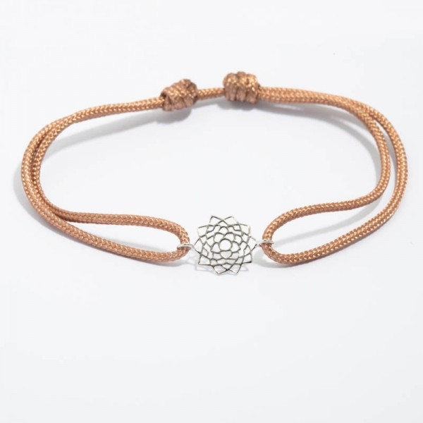 Sahasrara/Unity Bracelet on thread