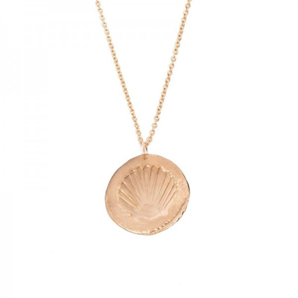 Tiny Seashell Medal