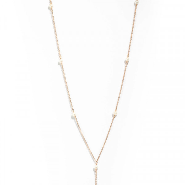 Long Collier de Perles