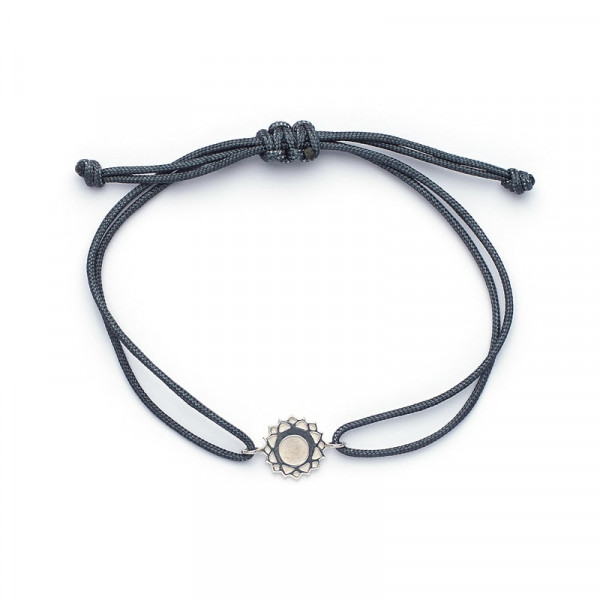 Bracciale d'argento Communication