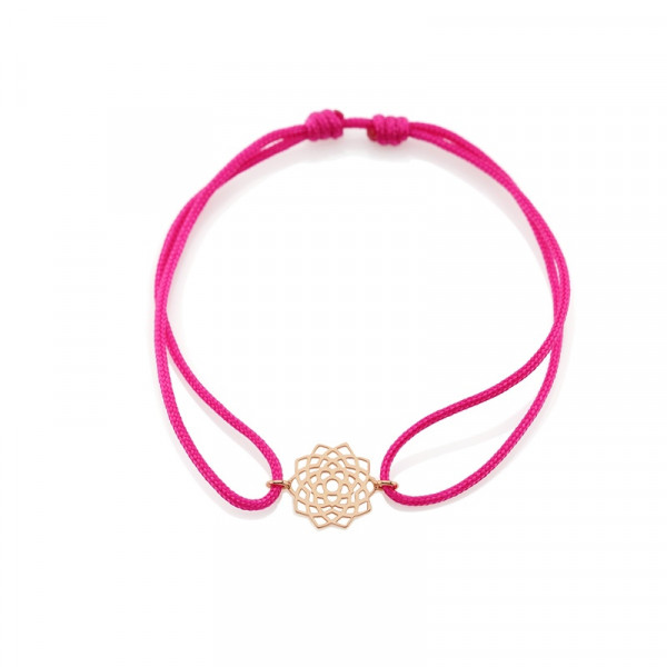 Unity Anklet on thread