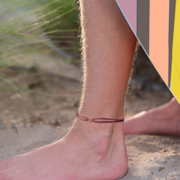 Serenity Anklet for Men