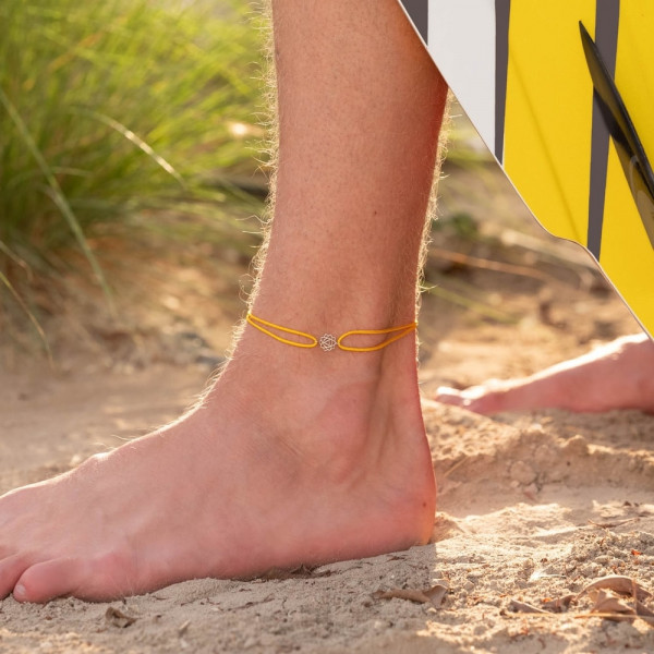 Confidence Anklet for Men
