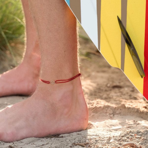 Roots Anklet for Men