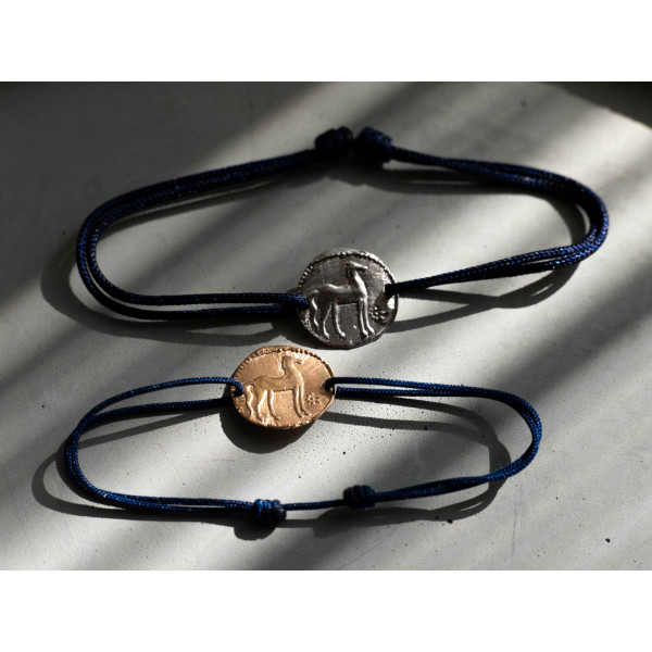 Spirited Horse Bracelet for Men
