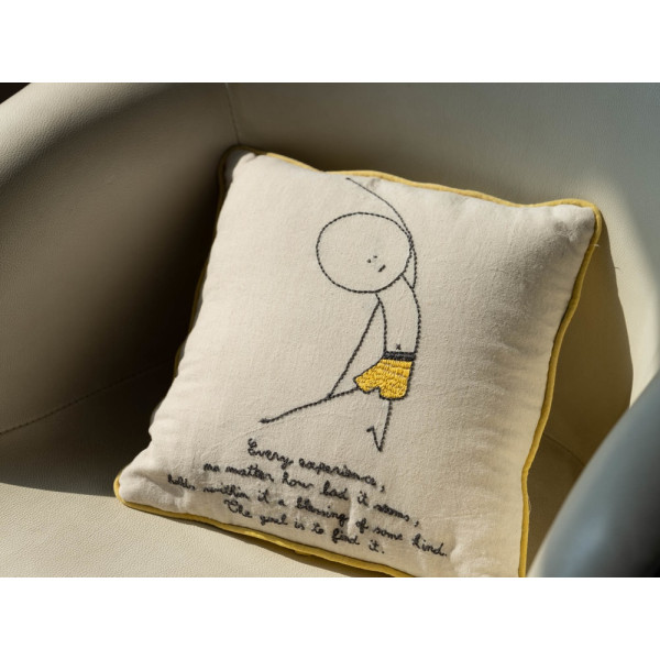 Parighasana Asanas Cushion