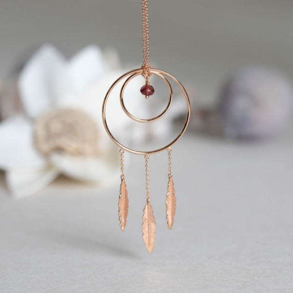 Collier Sacred Dreamcatcher