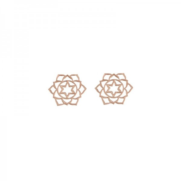 Anahata Stud Earrings
