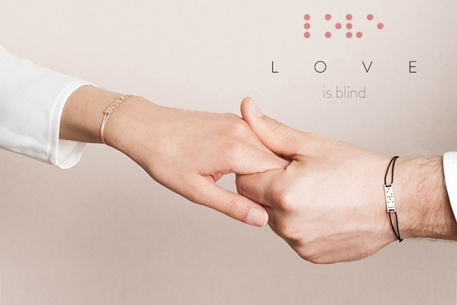 Collezione Love is blind